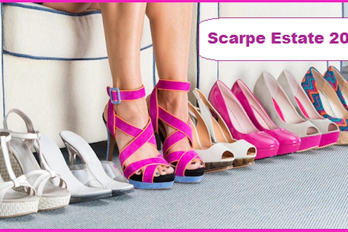 Moda: Scarpe Estate 2016