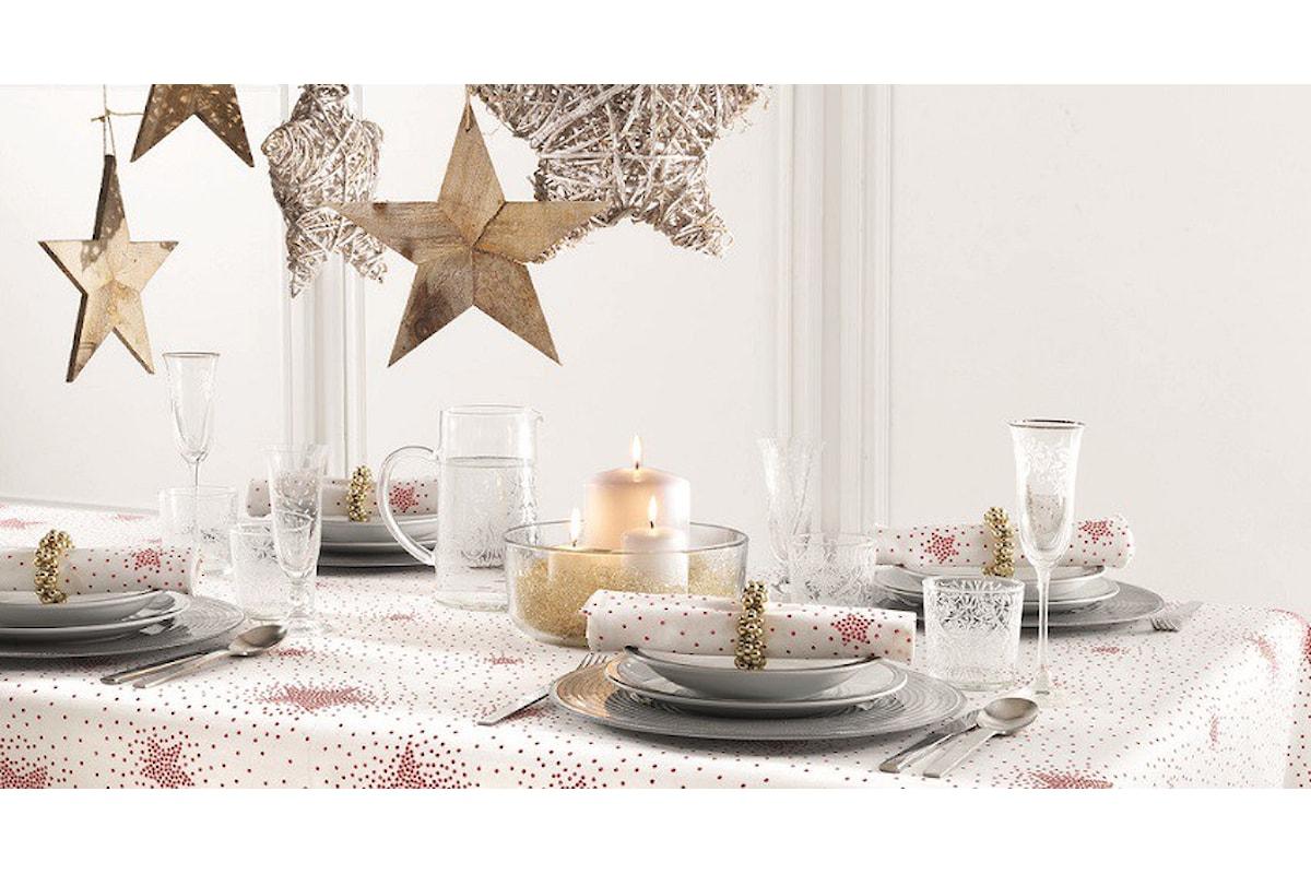 Natale 2016: la collezione Vallesusa per decorare la tavola