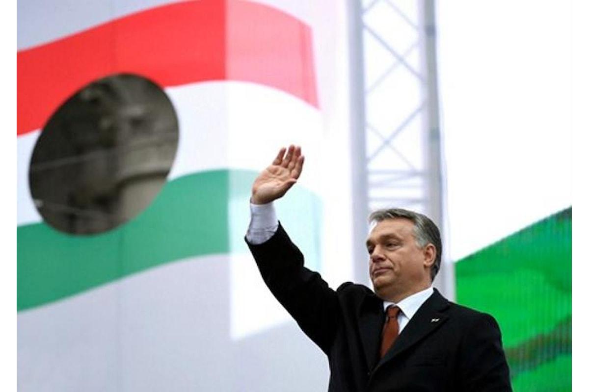 Orban auspica che in Europa si affermi una democrazia cristiana illiberale