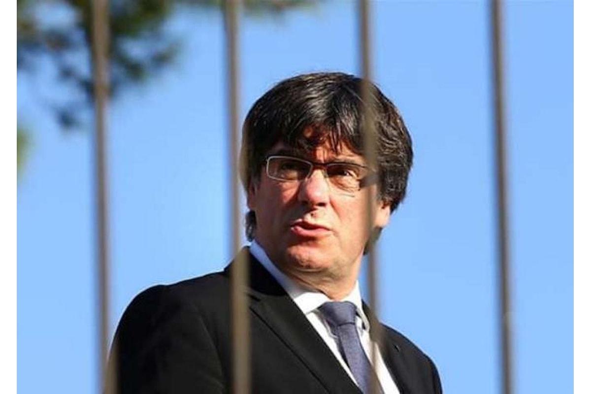 Catalogna, Puigdemont ritira la candidatura a presidente del nuovo governo?