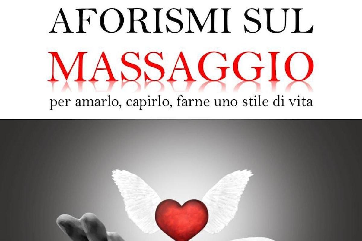 """Recensione di """"111 veri aforismi sul massaggio, per amarlo, capirlo, farne uno stile di vita"""" Edizioni Diabasi"""