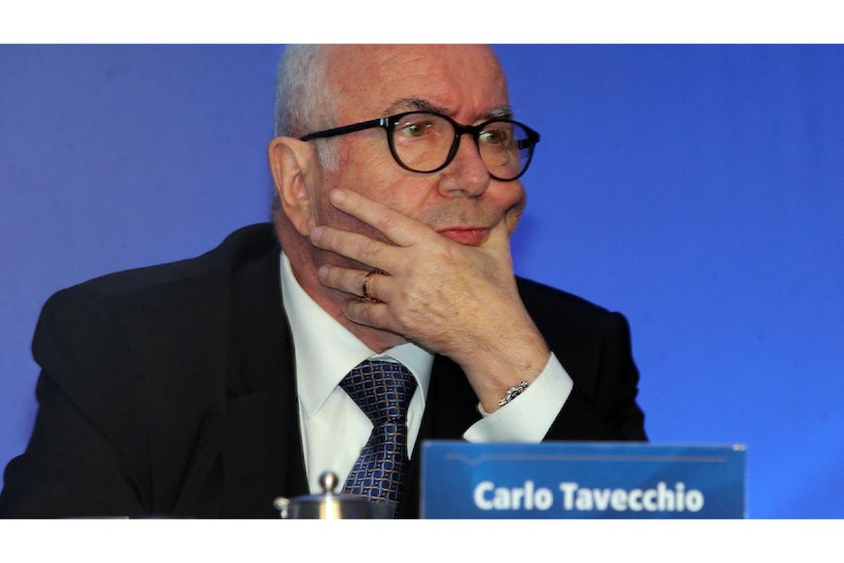 Tavecchio: bisogna ridurre le squadre professionistiche