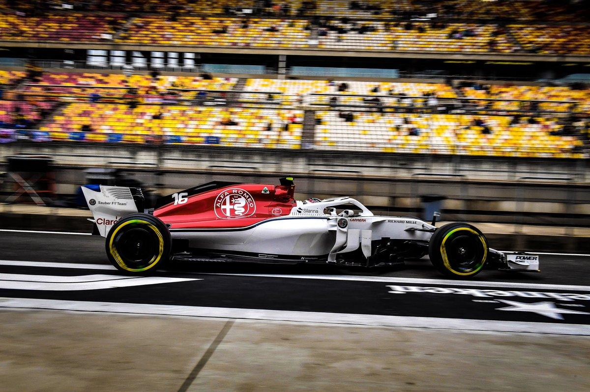 Alfa-Sauber fanalino di coda e chiama in causa i piloti