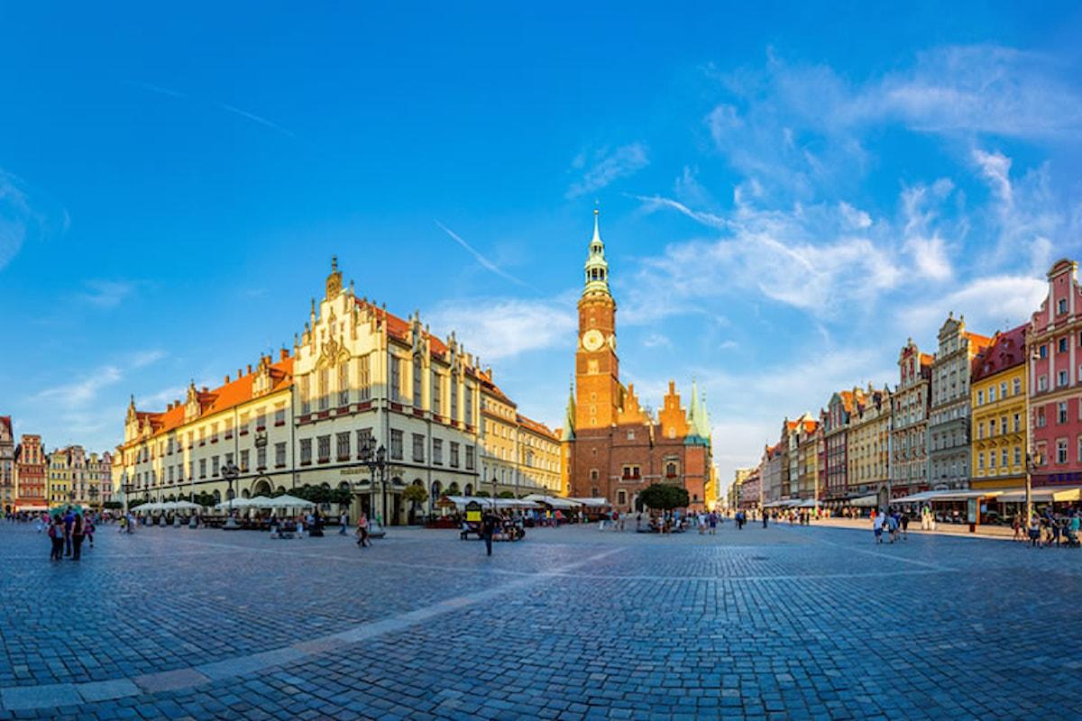 Breslavia è Capitale Europea della Cultura 2016