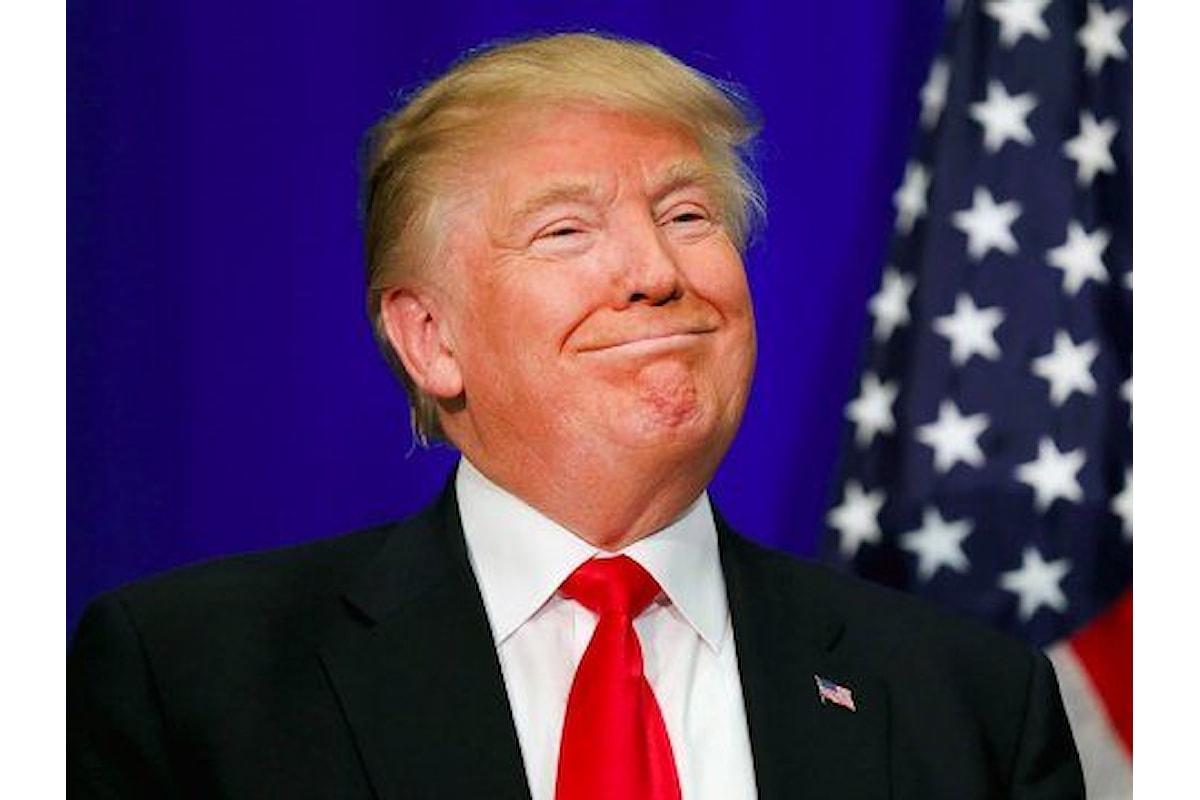 Trump in formato prisencolinensinainciusol!