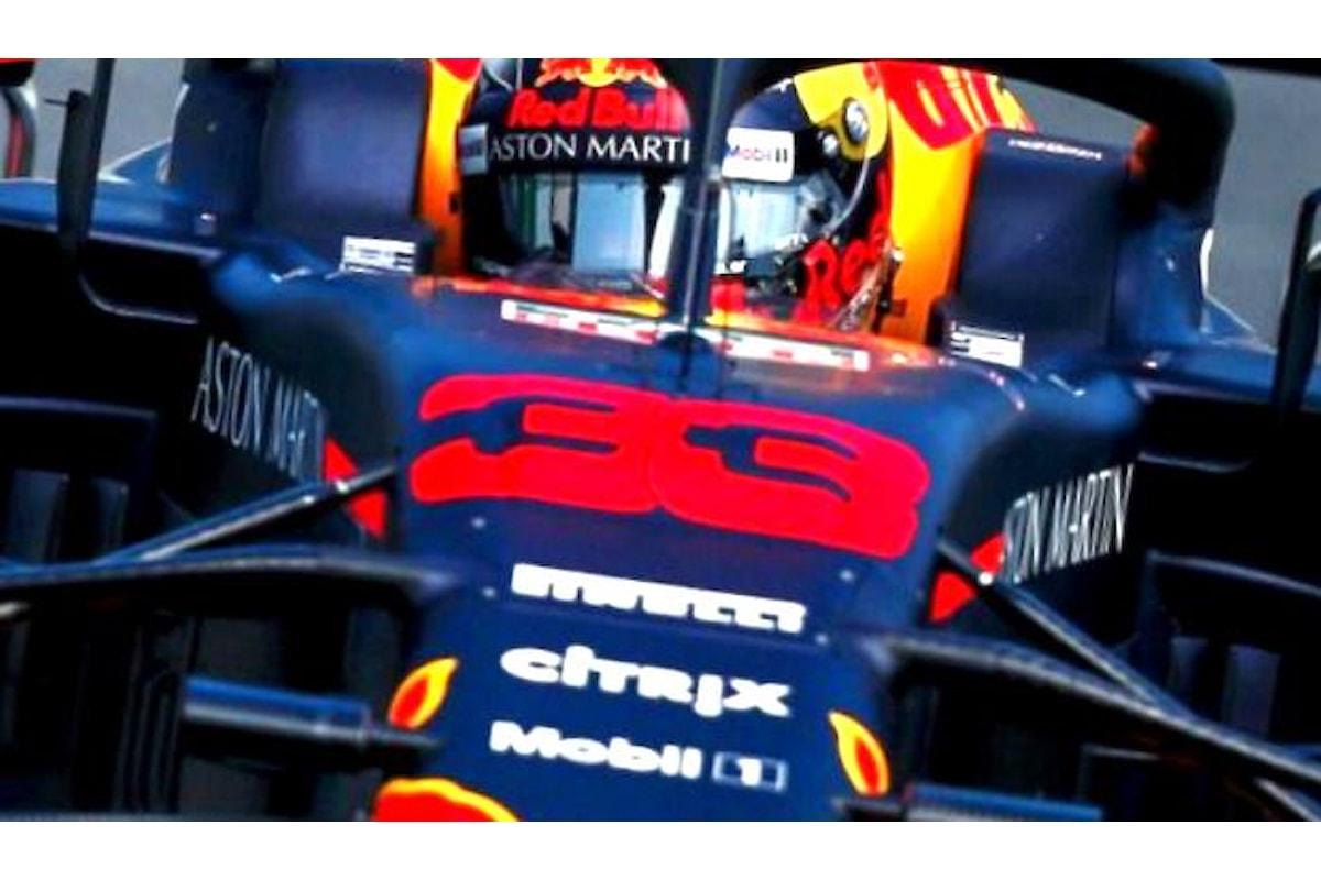 Formula 1. Ad Hockenheim le Red Bull le più veloci nelle libere