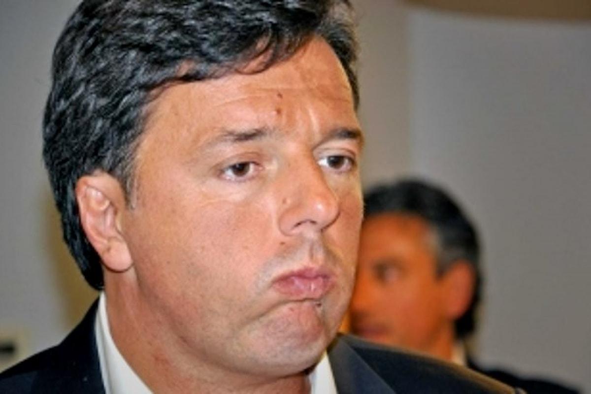 Sulla nomina del governatore di Bankitalia Renzi sbugiarda se stesso ed anche Gentiloni