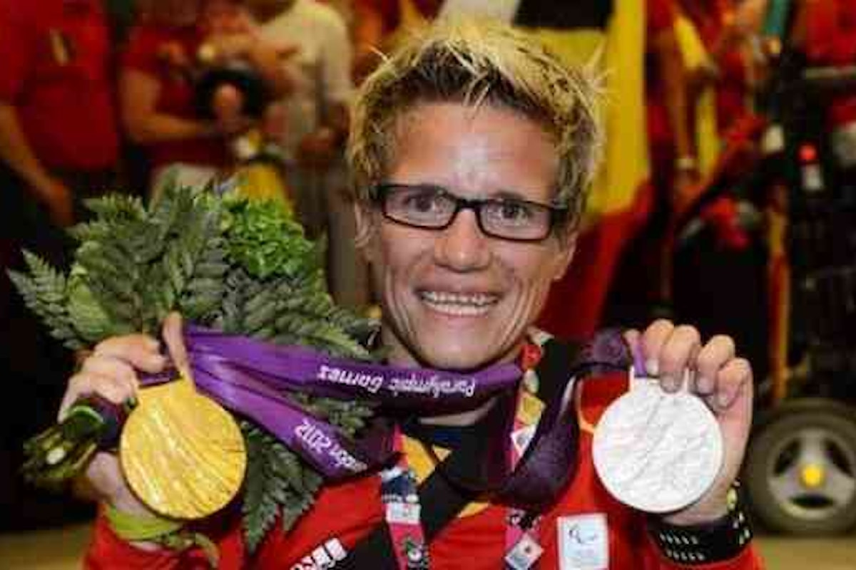 Sport e eutanasia, la storia di Marieke Vervoot