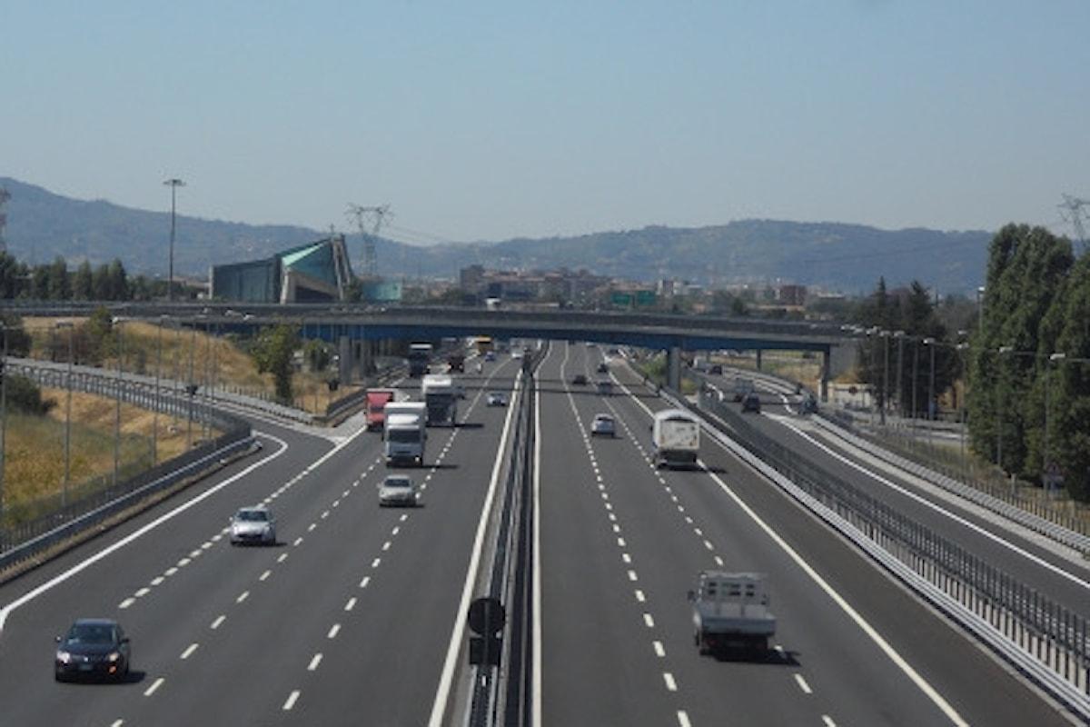 Firenze - Bologna. Renzi inaugura la variante di valico
