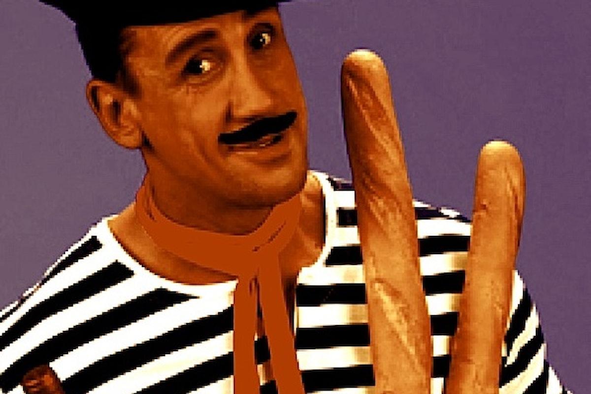 Un italiano diventa improvvisamente francese. Parla, legge e mangia come i cugini d'oltralpe