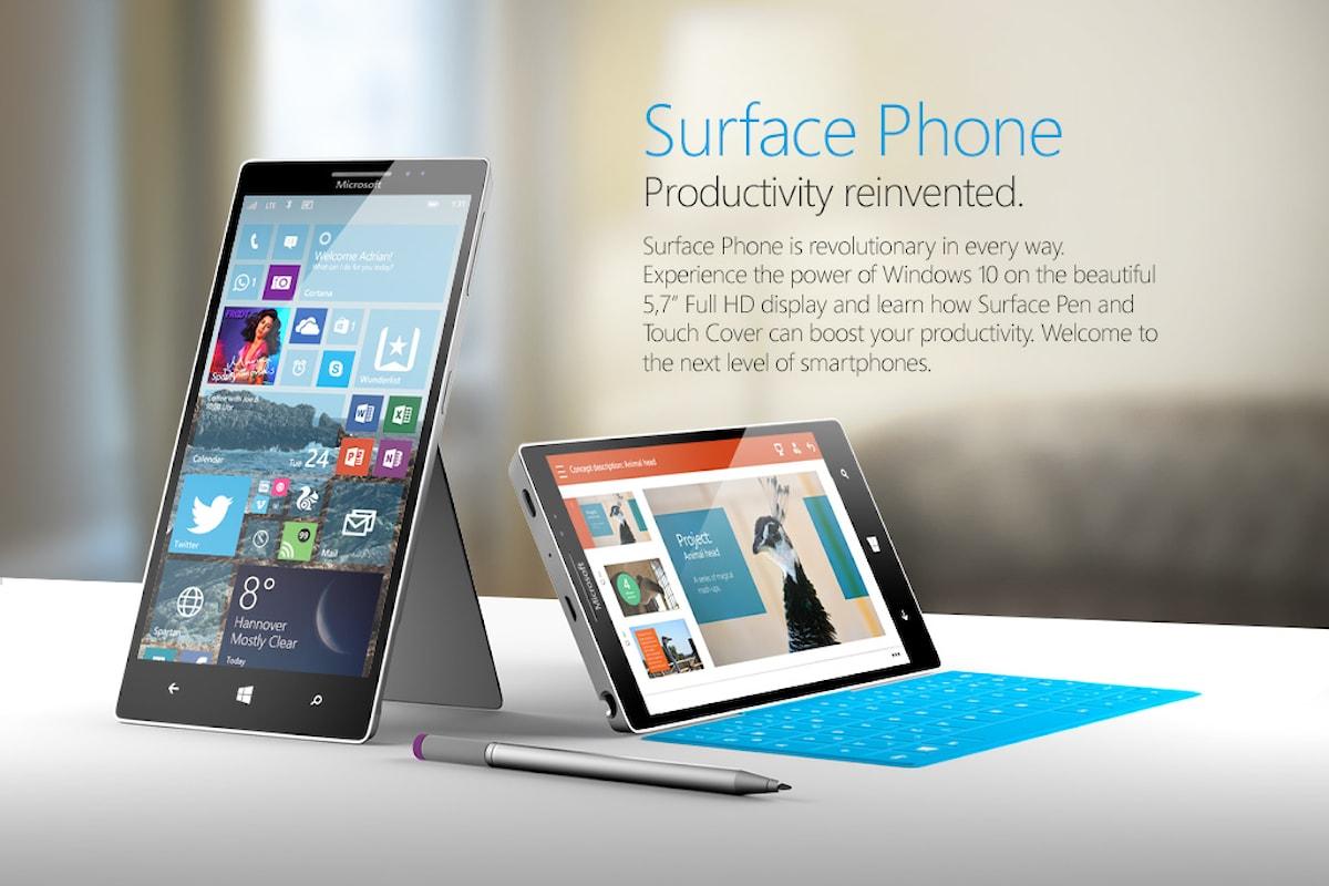 Surface Phone: lancio posticipato ad ottobre? | Surface Phone Italia
