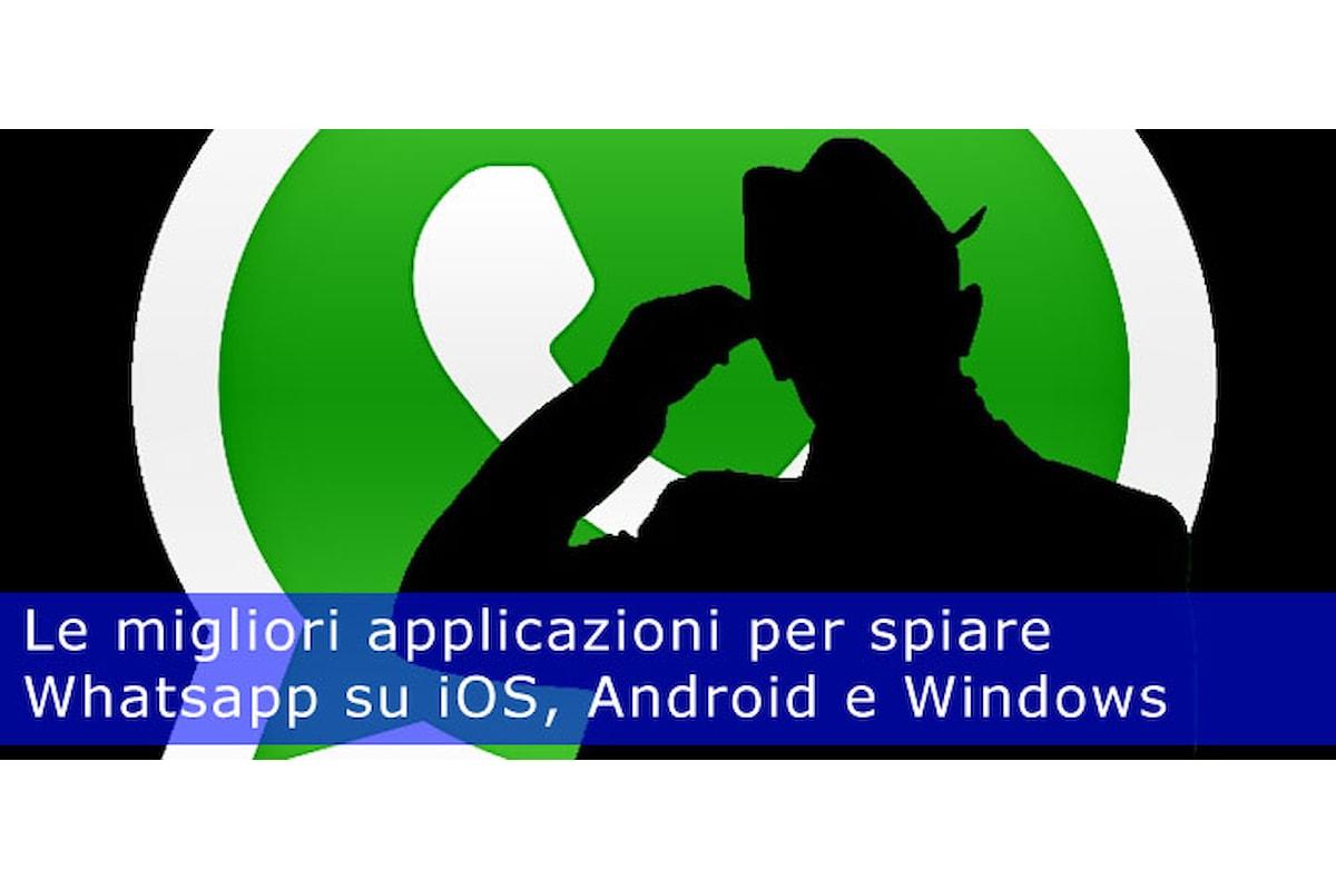 Come spiare WhatApp: le app più efficaci