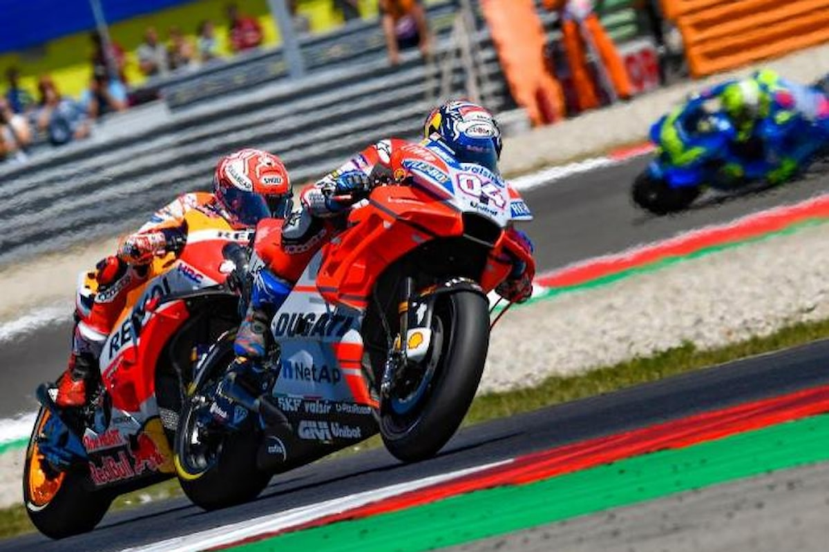 MotoGP, sul TT di Assen è ancora Marquez a dettar legge