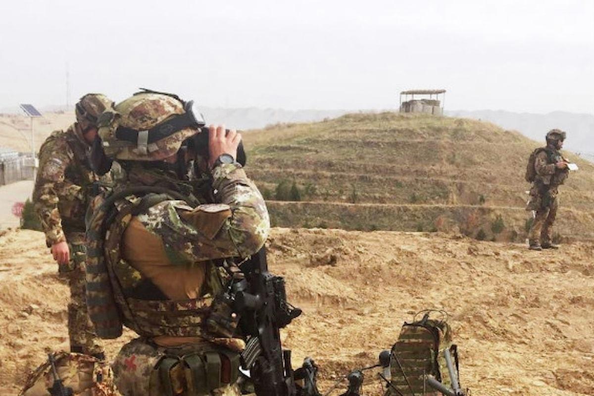 Afghanistan, militari della Brigata Sassari pianificano con gli afgani l'avvio dei lavori sulla Ring Road