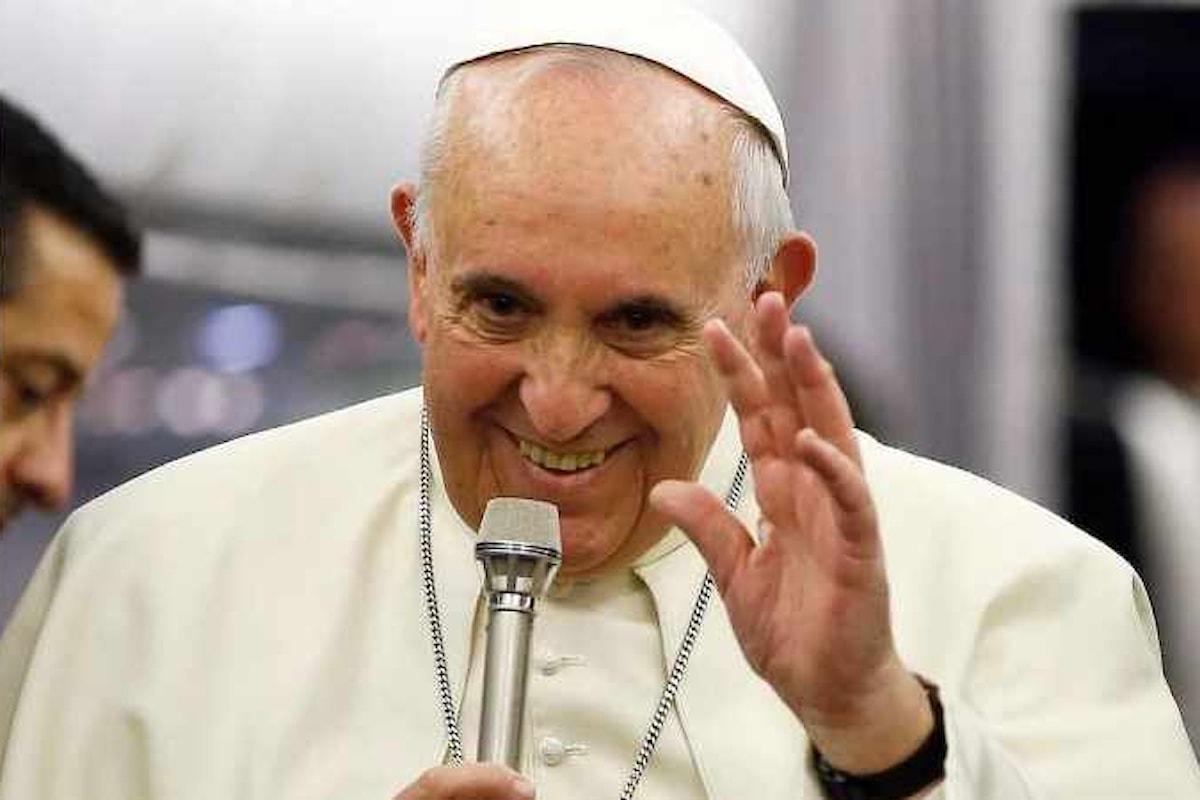 Papa Francesco: l'Islam non è una religione che possa essere considerata come terrorista