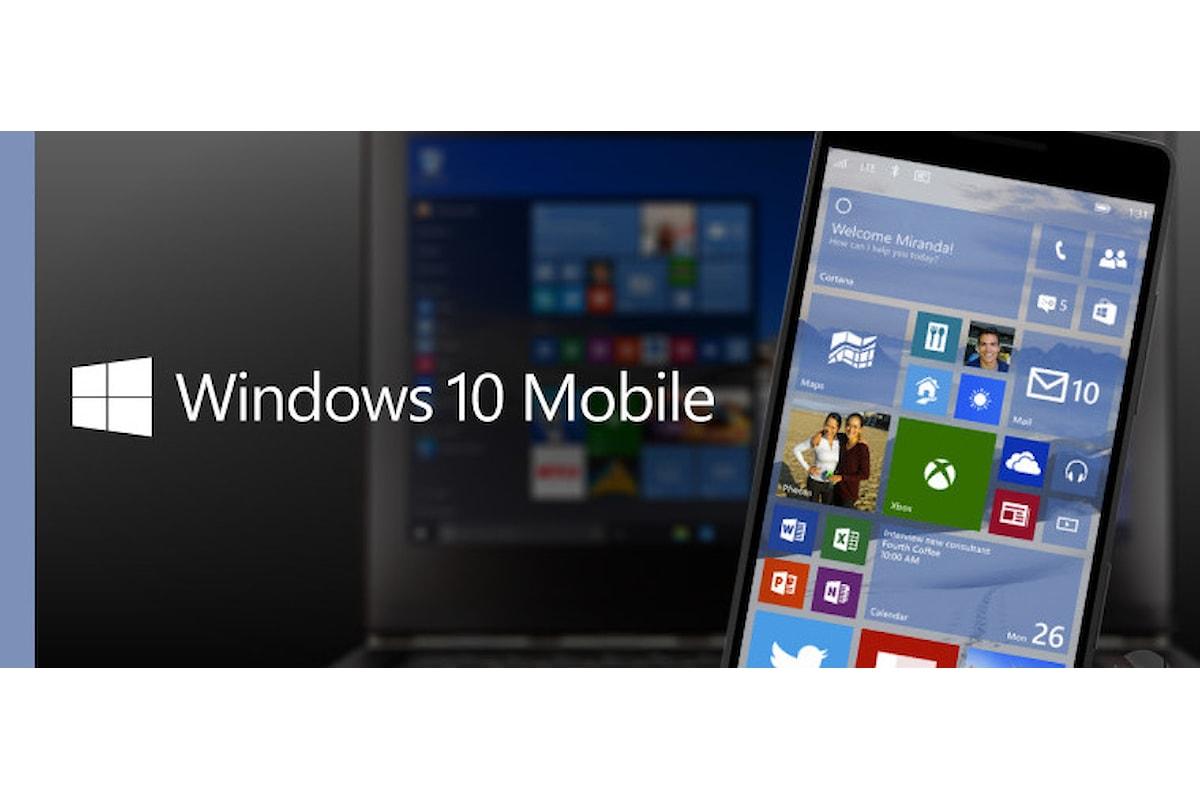 Presto i link apriranno le rispettave app su Windows 10 mobile   Surface Phone Italia