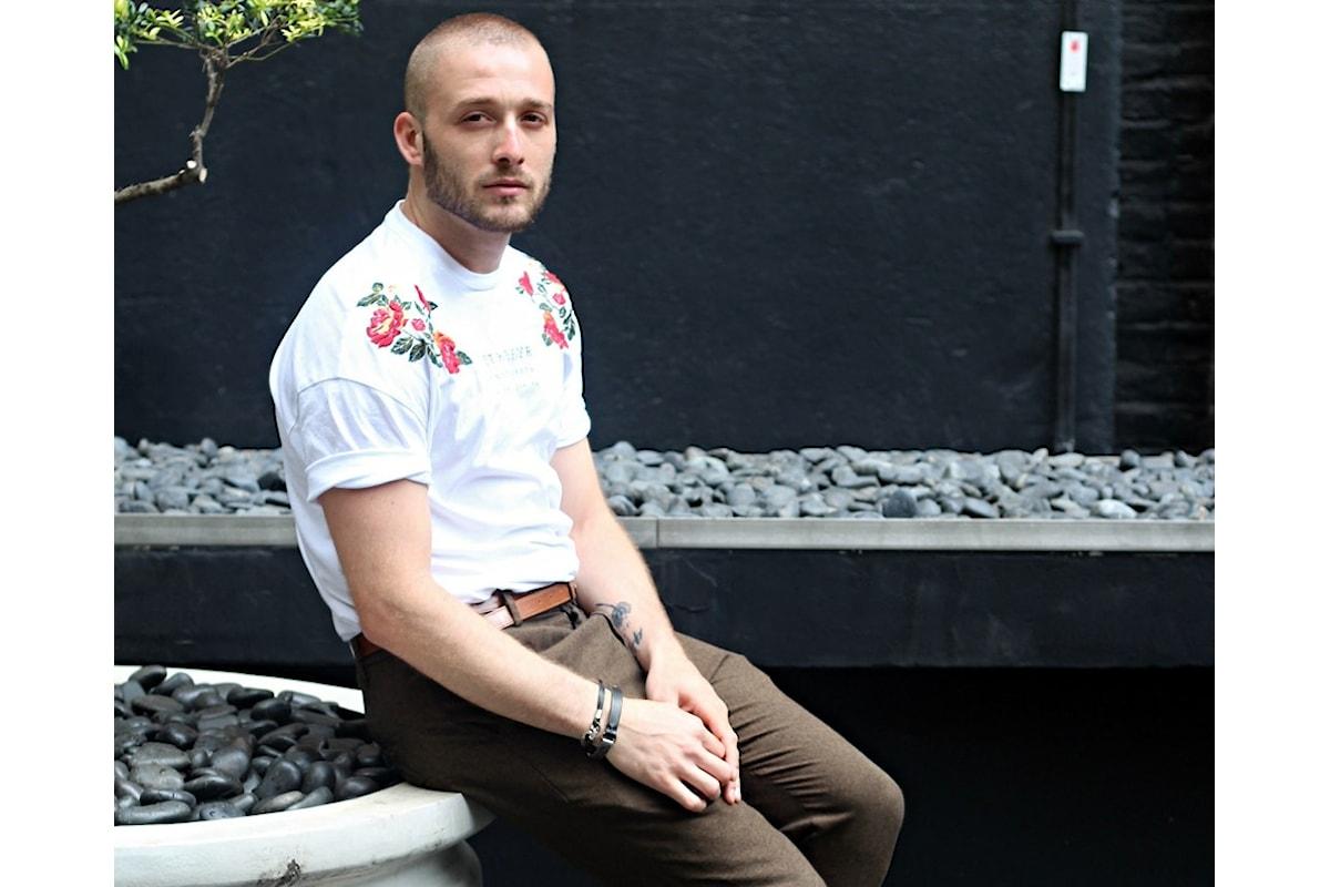 Giuseppe Iaciofano di Gianco Handmade contro l'omofobia, l'anoressia e il razzismo