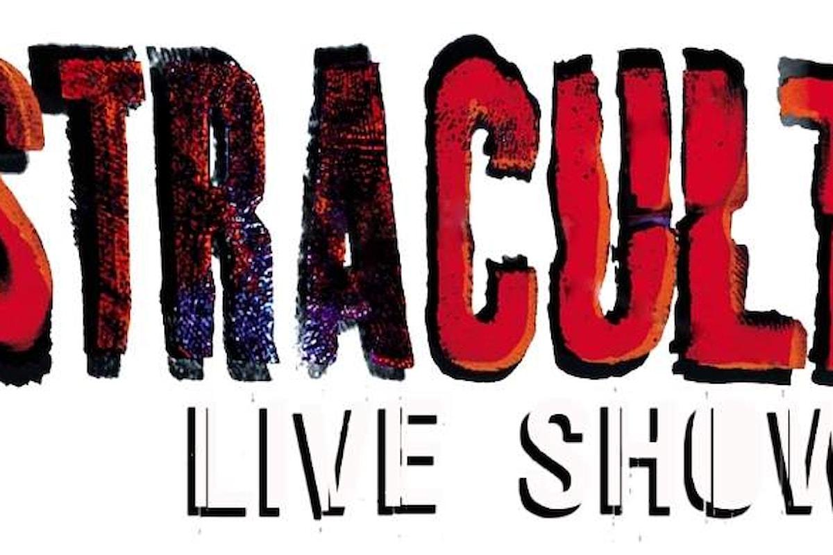 Rai2, dal 28 settembre Stracult diventa Stracult Live Show