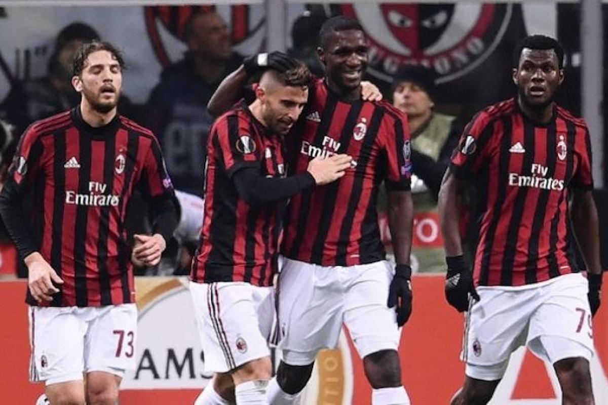 Roma-Milano-Londra-Genova: per il Milan parte il tour della gloria