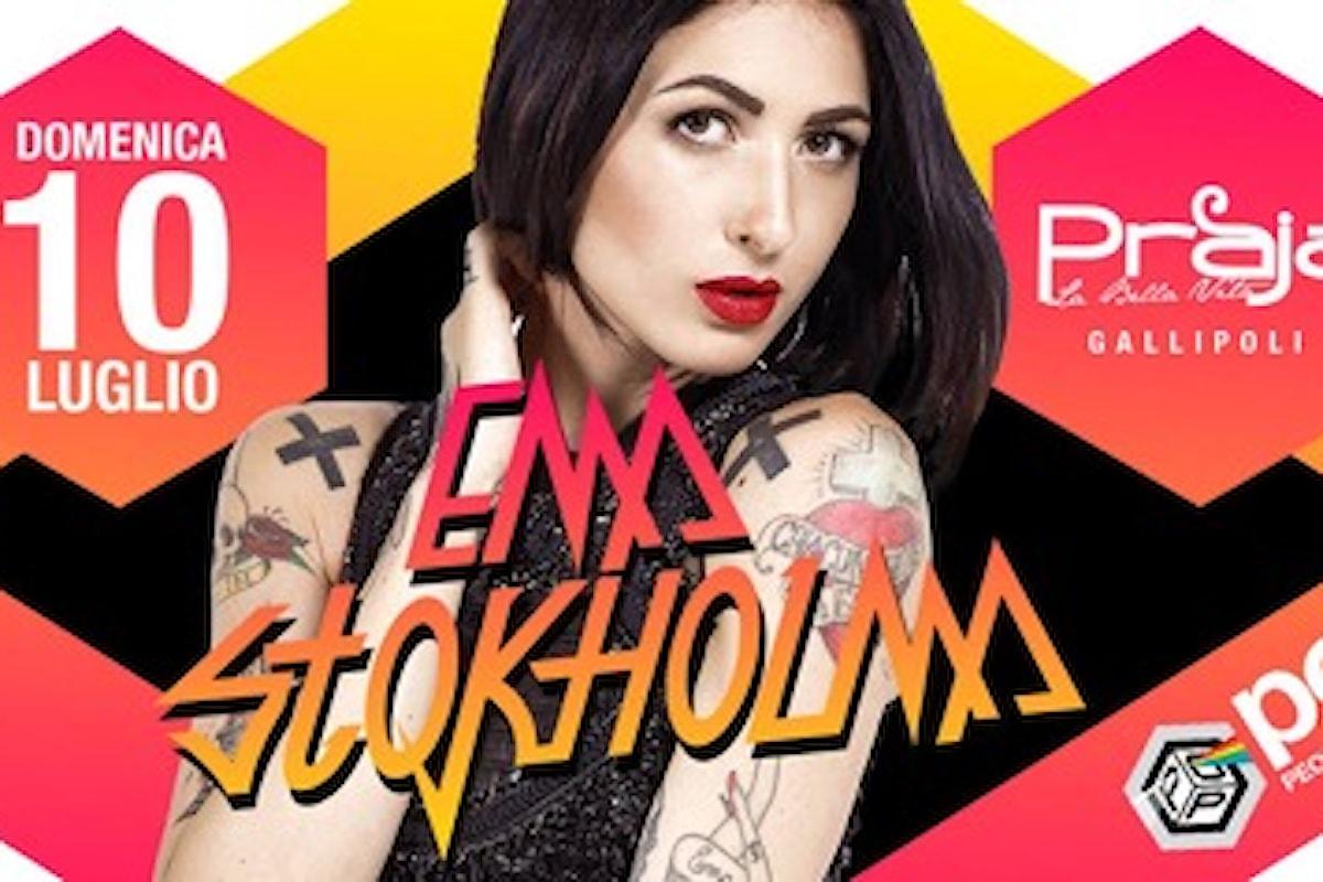 10/7 Ema Stokholma @ Popfest - People on Pleasure Gallipoli c/o Praja