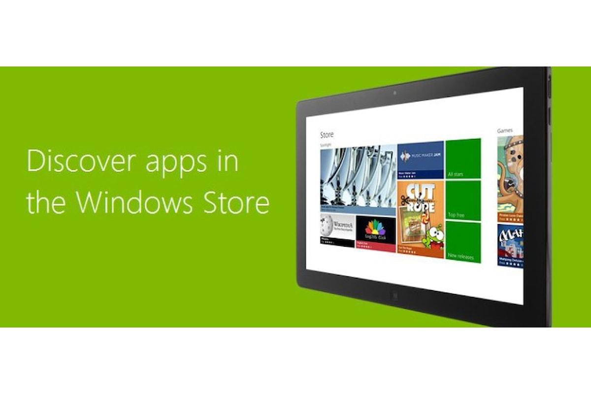 Windows Store - E le aziende potranno acquistare all'ingrosso
