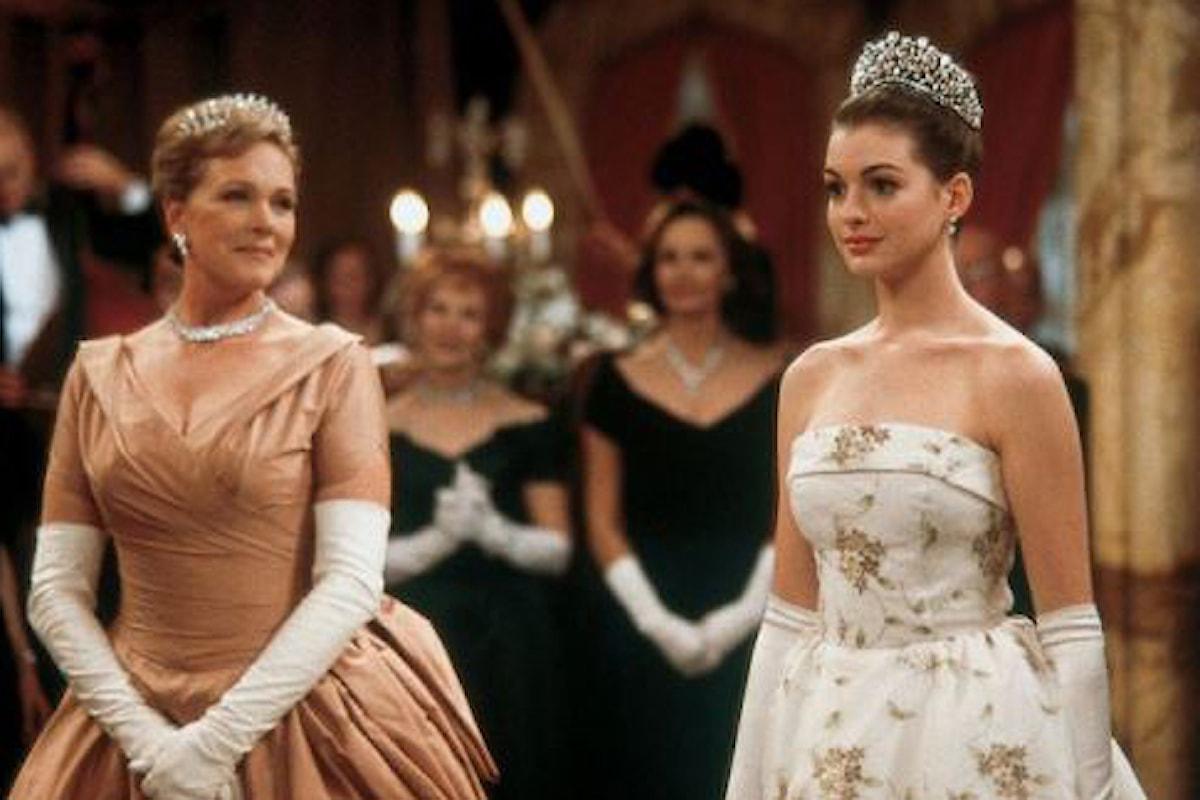 Pretty Princess 3: Anne Hathaway di nuovo principessa?