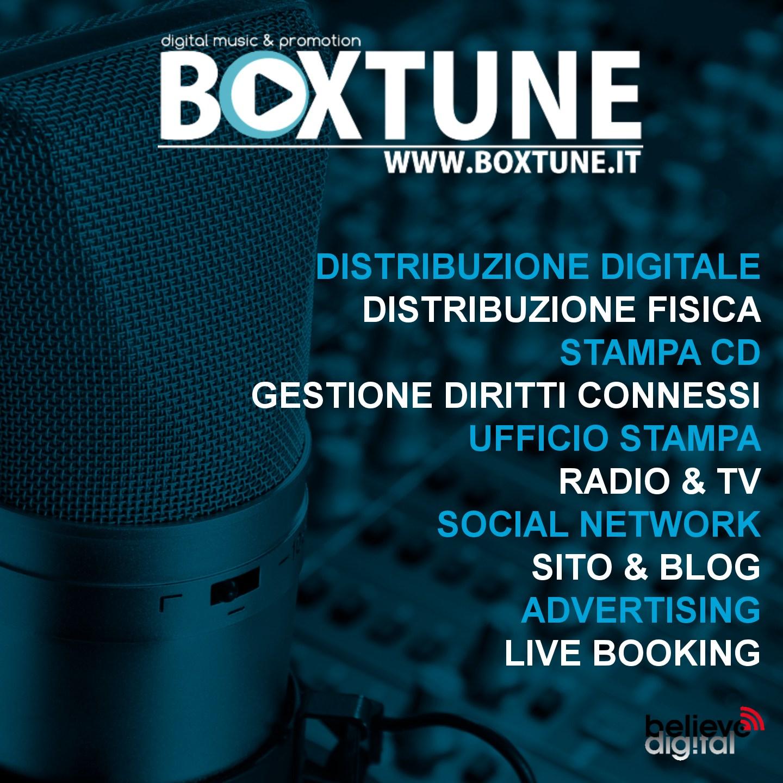 BOXTUNE: IL NUOVO MODO DI DISTRIBUIRE E PROMUOVERE MUSICA.