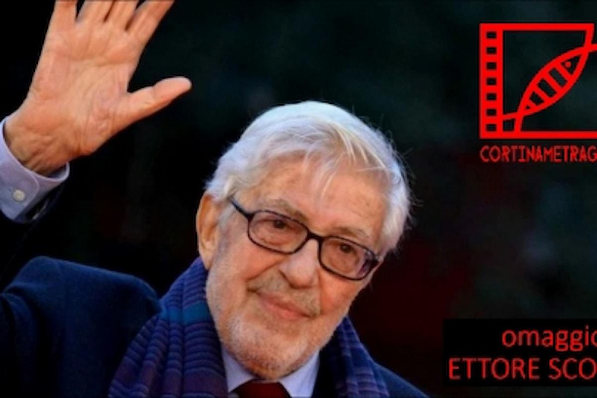 Inaugurato Cortinametraggio 2016 dedicato alla memoria di Ettore Scola