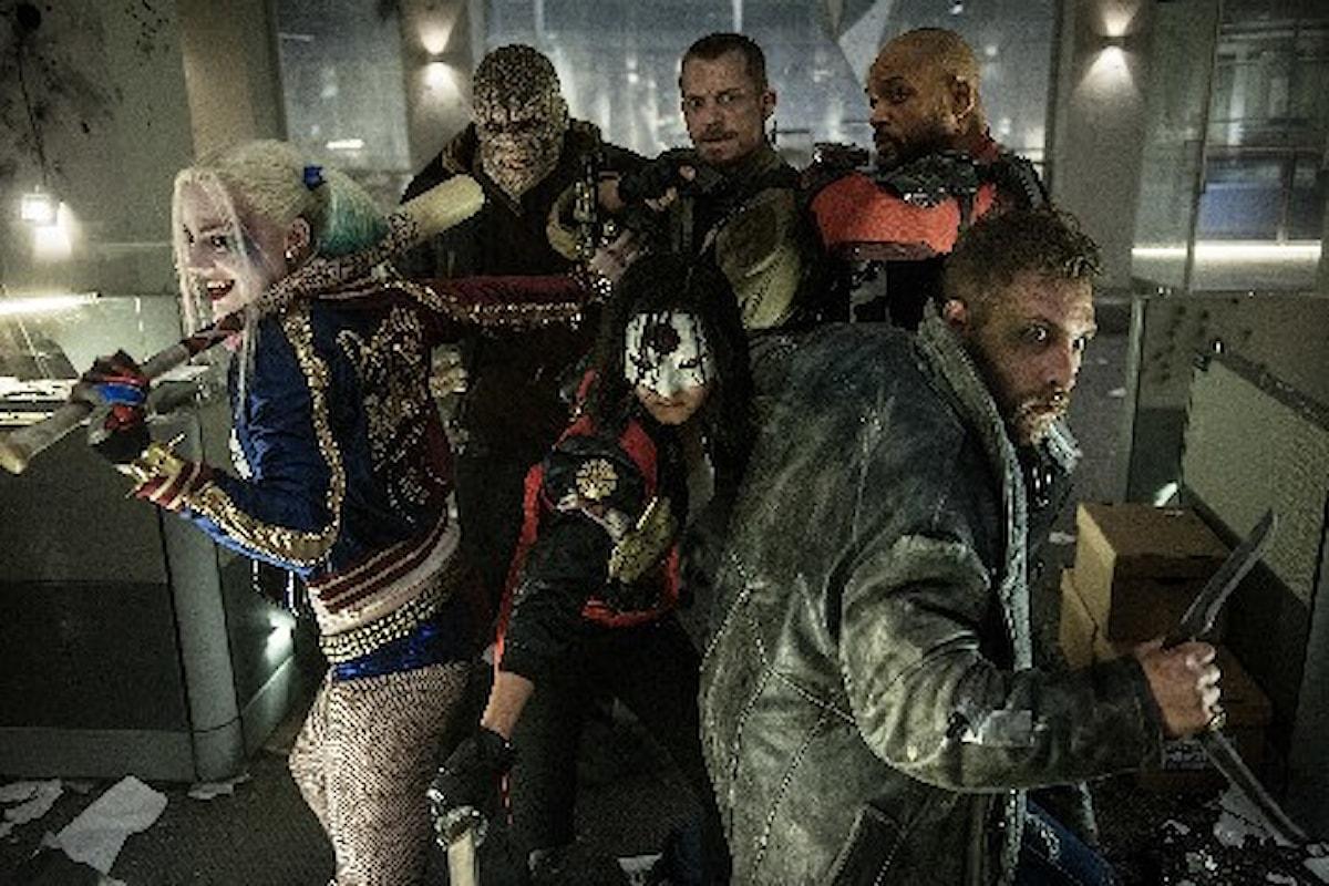 Nuovo trailer per Suicide Squad, ad agosto al cinema