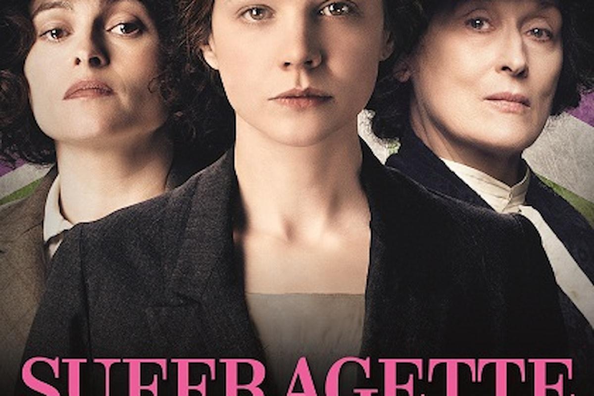 Al cinema il film SUFFRAGETTE di Sarah Gavron