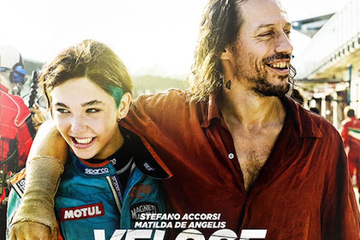 Recensione del nuovo film con Stefano Accorsi: Veloce come il Vento