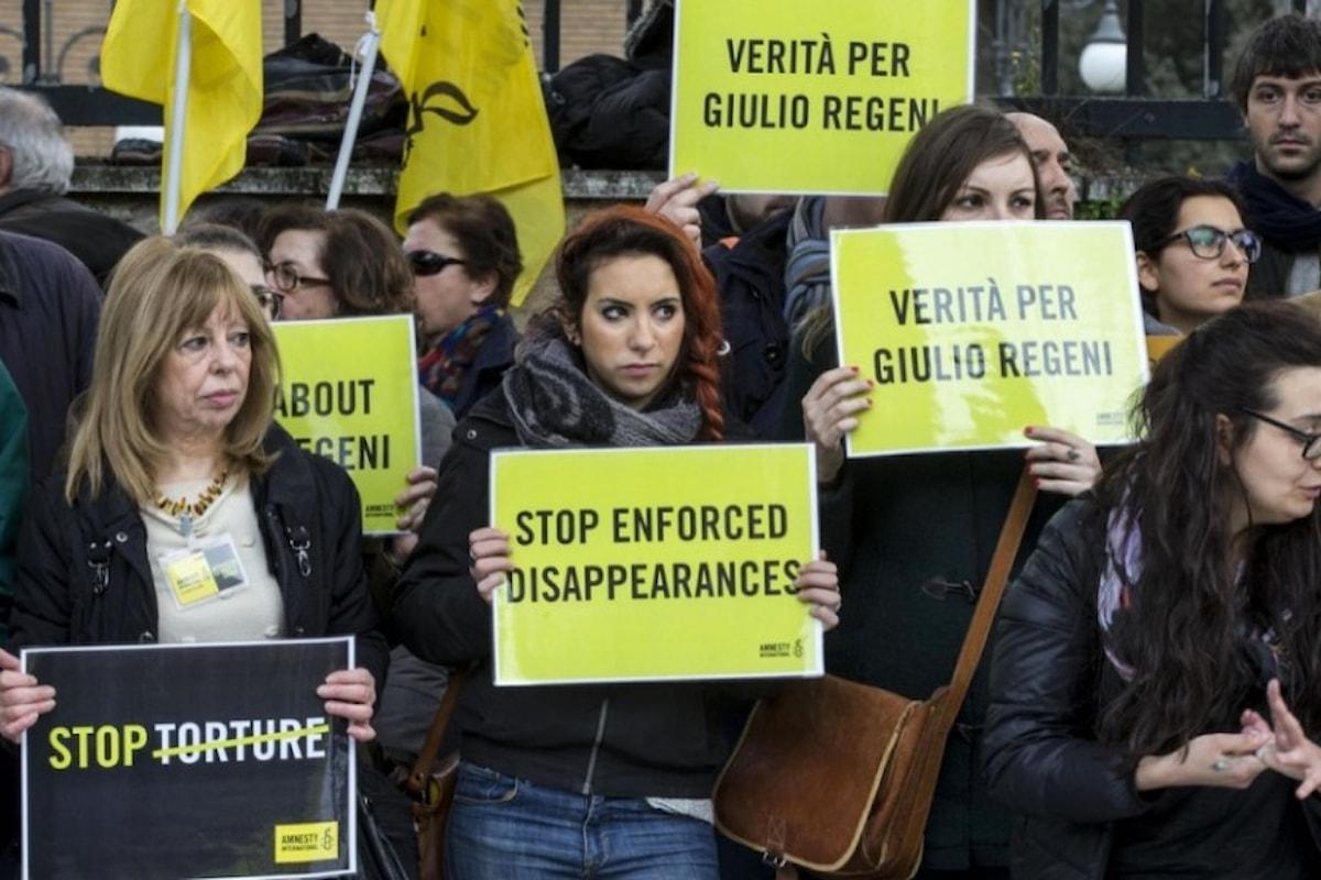 Caso Regeni: ora è l'Egitto ad accusare l'Italia
