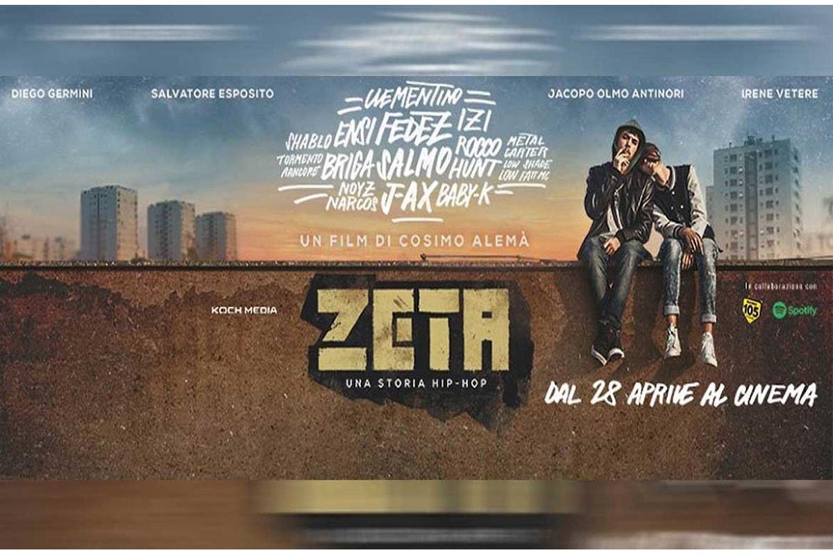 Il primo fiml Hip Hop italiano: Zeta