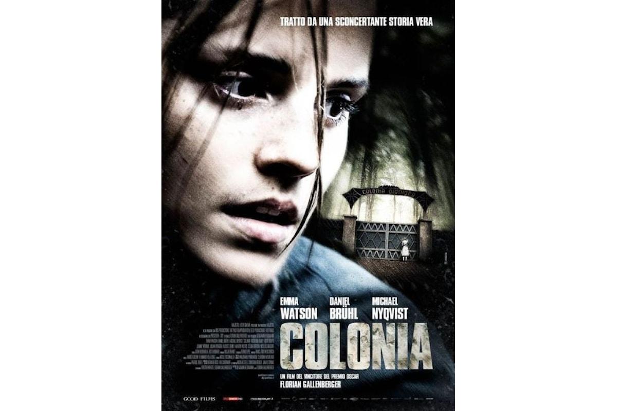 Il film COLONIA: quando la realtà supera la finzione