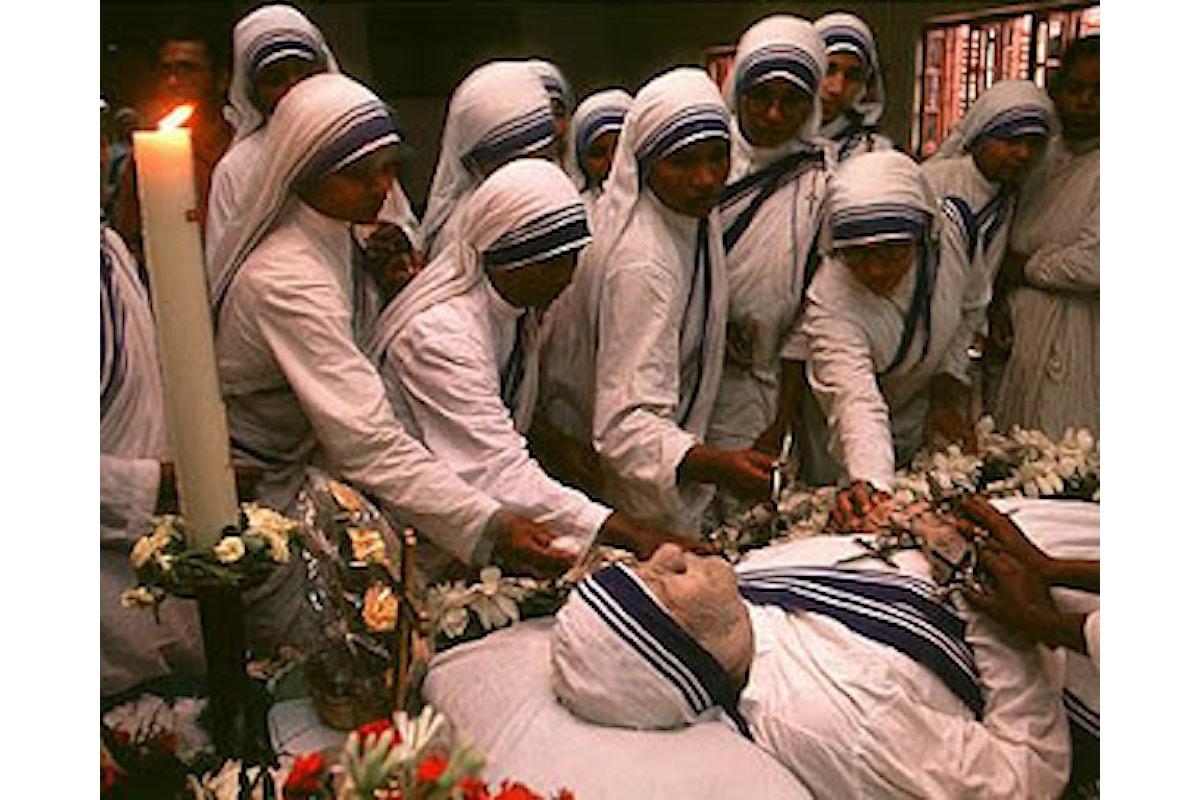 Madre Teresa Santa. La canonizzazione a settembre a Calcutta?