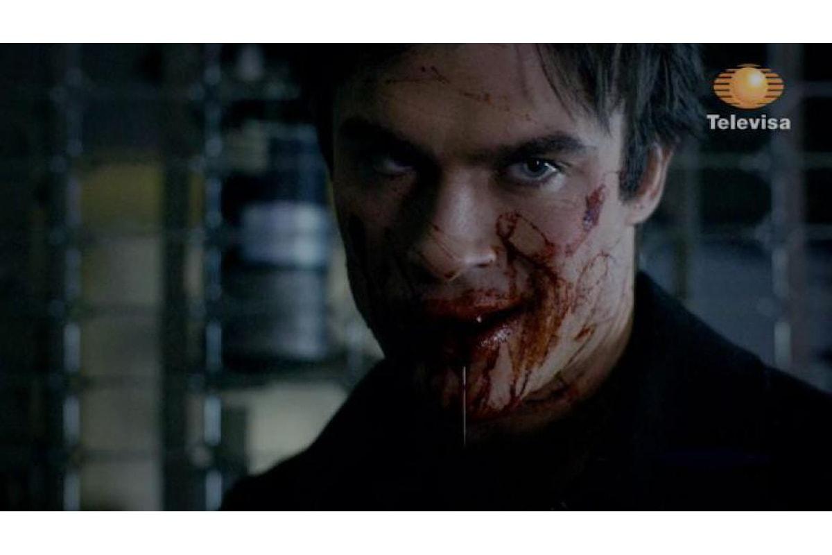 Damon è un codardo, ecco le critiche mosse al suo personaggio da Ian Somerhalder
