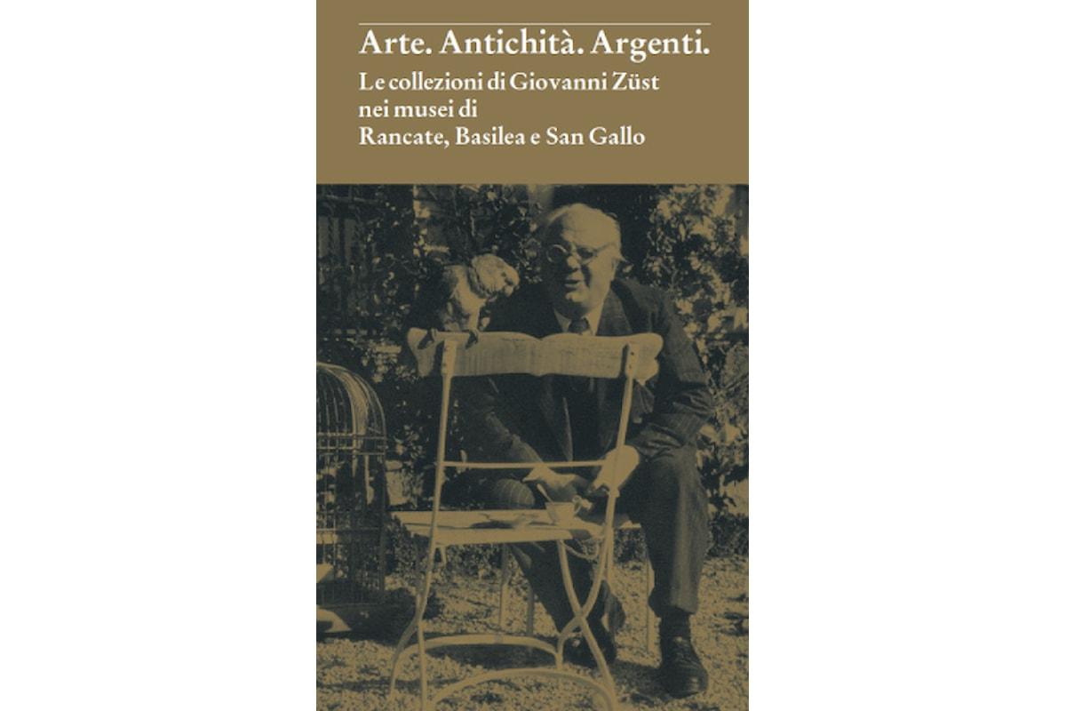 Mostre aperte oggi: Arte. Antichità. Argenti. in Pinacoteca Zuest a Rancate