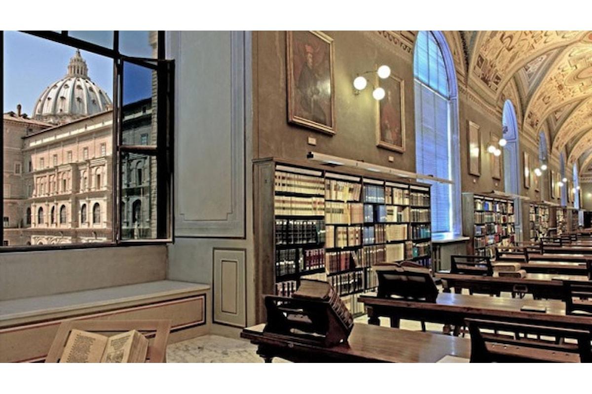 Resi pubblici alcuni dei manoscritti storici della Biblioteca Vaticana