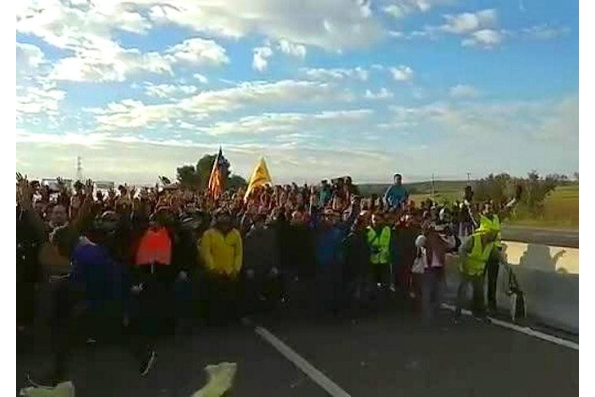 Scioperi e manifestazioni in Catalogna contro le misure repressive dell'articolo 155. Sabato 11 novembre di nuovo in piazza