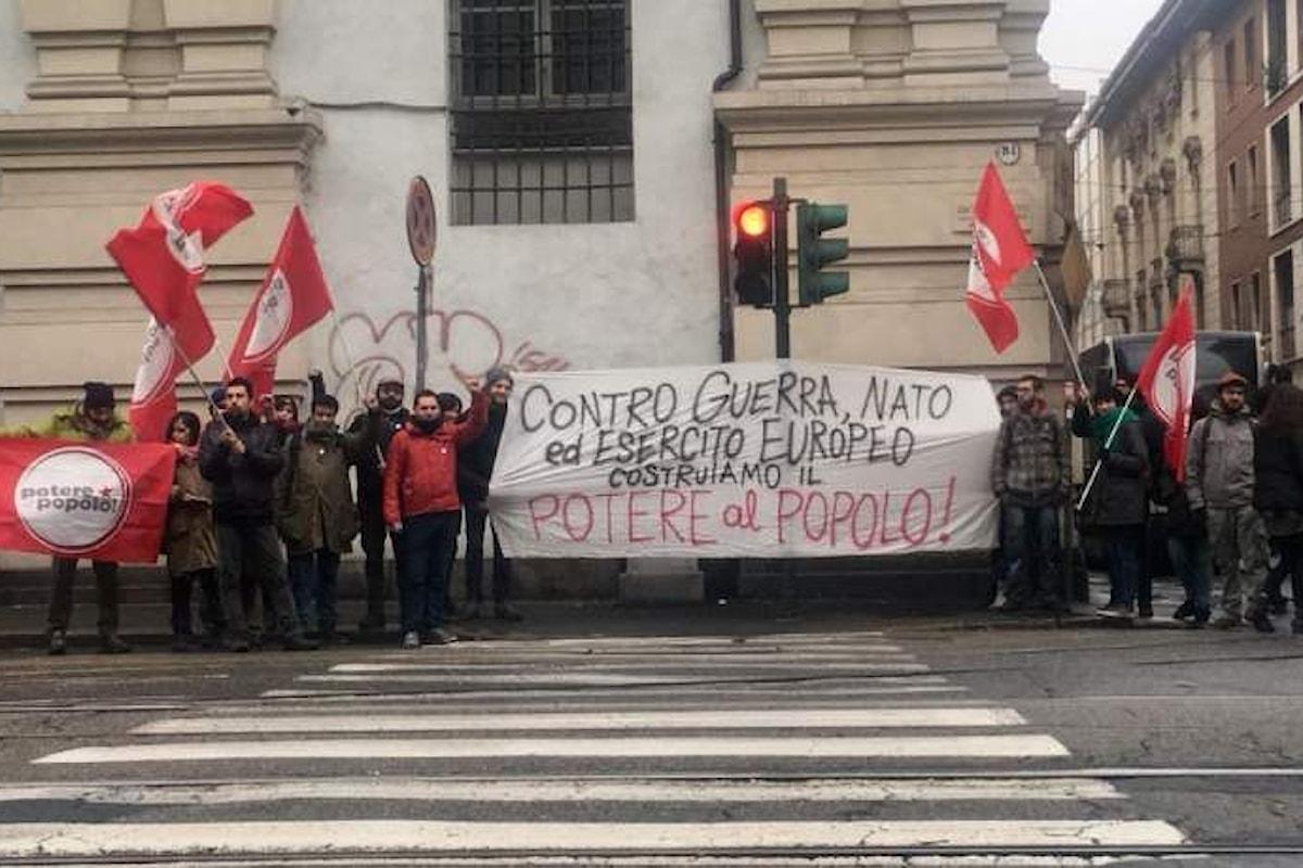 In campagna elettorale spuntano anche i coltelli. A Perugia feriti due attivisti di Potere al Popolo