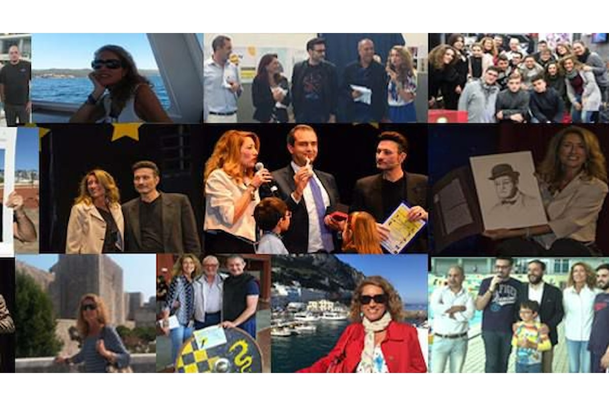 Gala solidale dell'associazione Accendiamo una Stella for you, nona edizione, lunedì 26 novembre al teatro Cilea di Napoli ore 20:30