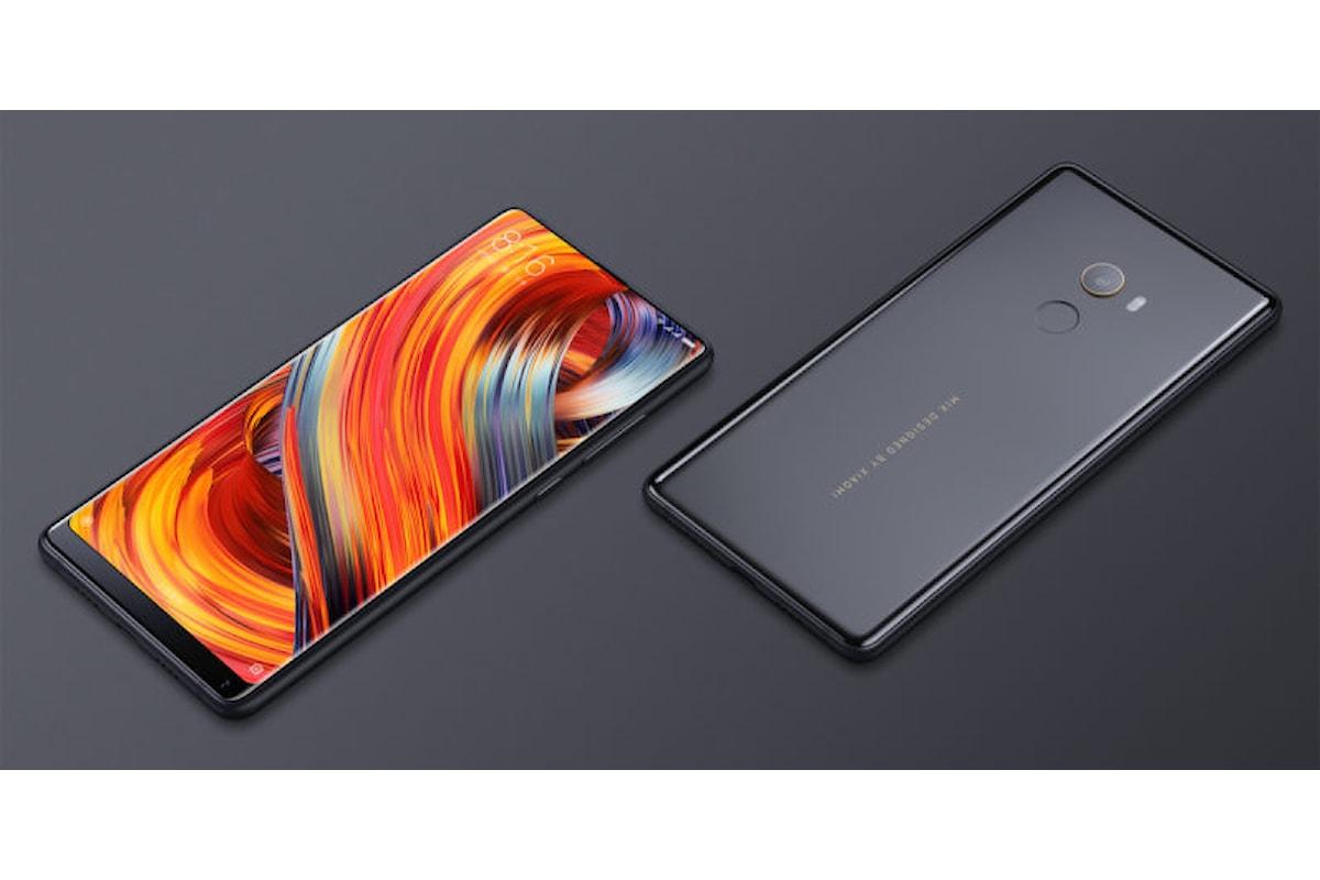 Xiaomi Mi Mix 2, arriva il tear down del nuovo smartphone