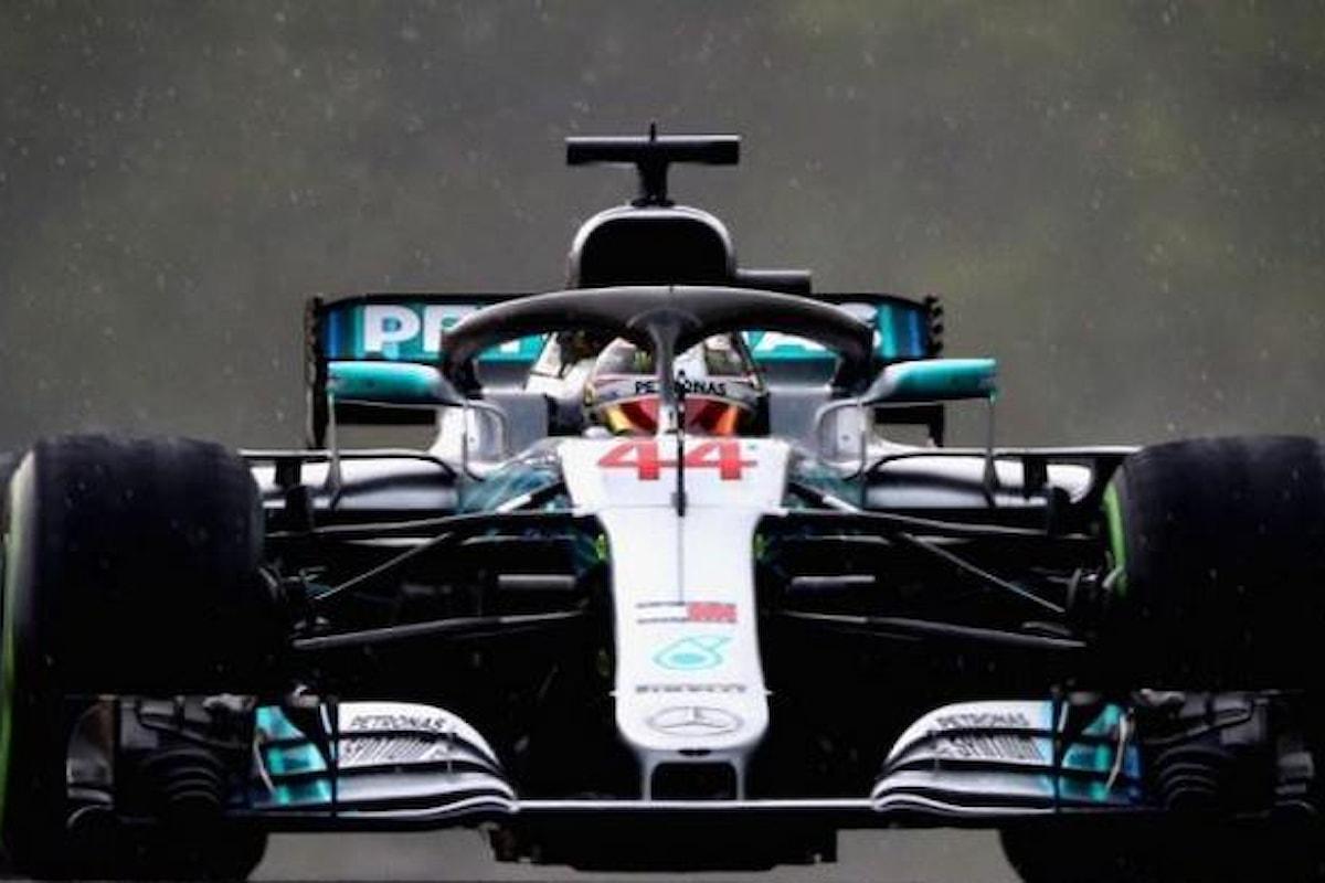 Formula 1, in Ungheria è ancora Hamilton a vincere, subito dietro le Ferrari di Vettel e Raikkonen