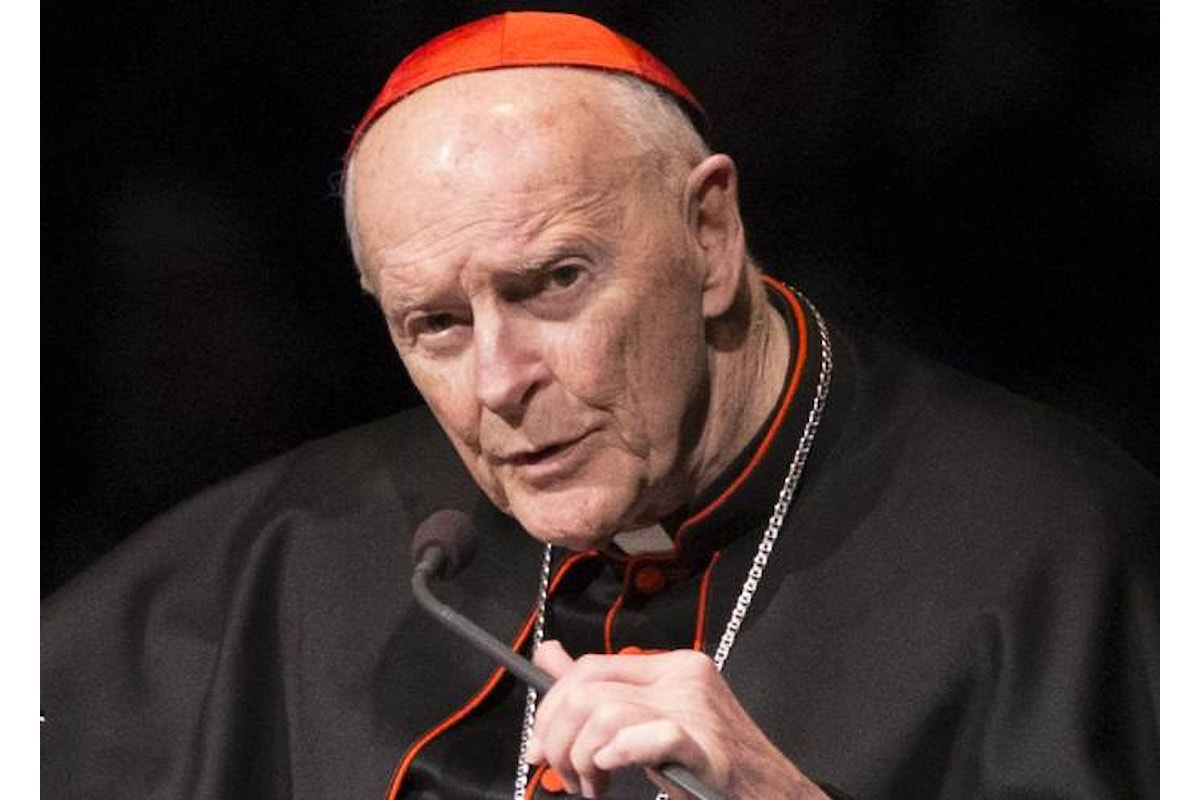 Ancora sul caso McCarrick, le ultime precisazioni del Vaticano
