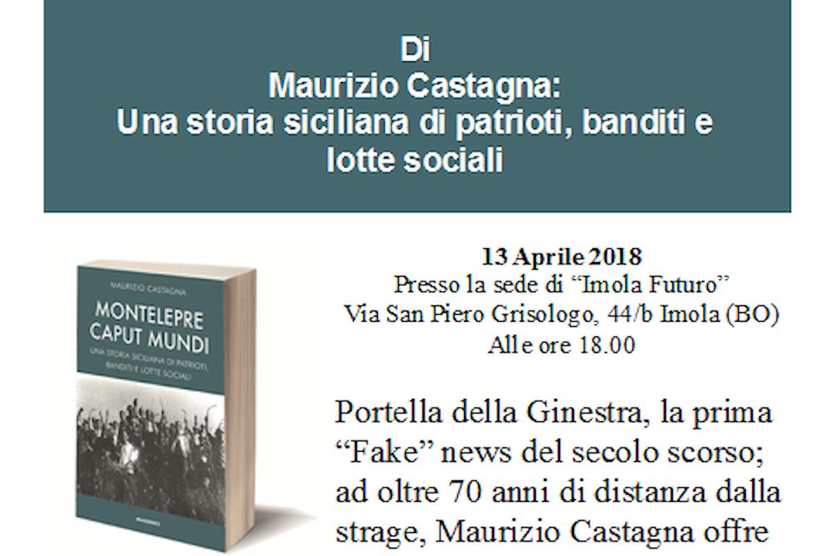 Incontri con l'autore Maurizio Castagna di Montelepre Caput Mundi