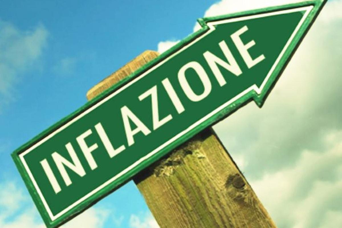 Istat, in aumento l'inflazione a marzo 2018