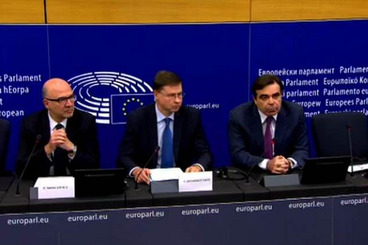 Bocciata! È arrivato il giudizio della Commissione Ue sulla manovra del popolo: dovrà essere riscritta entro tre settimane