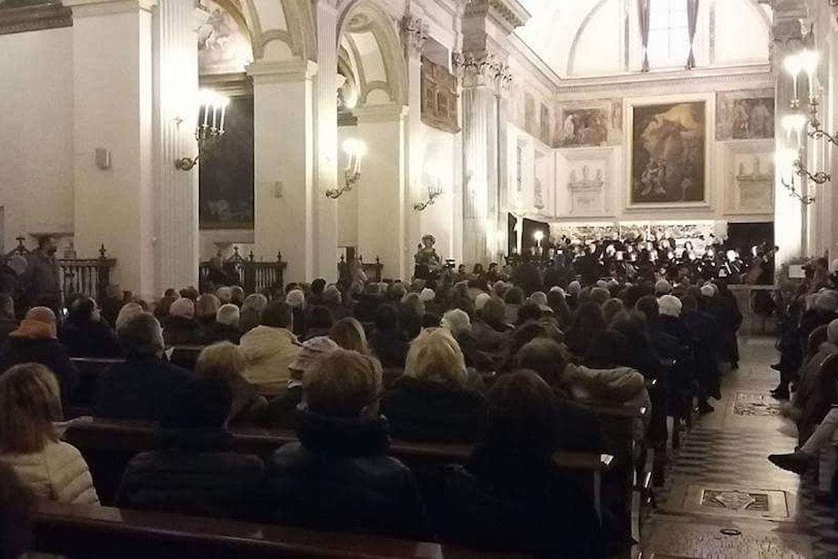 Grande pubblico a Napoli per un grande Concerto di Pasqua