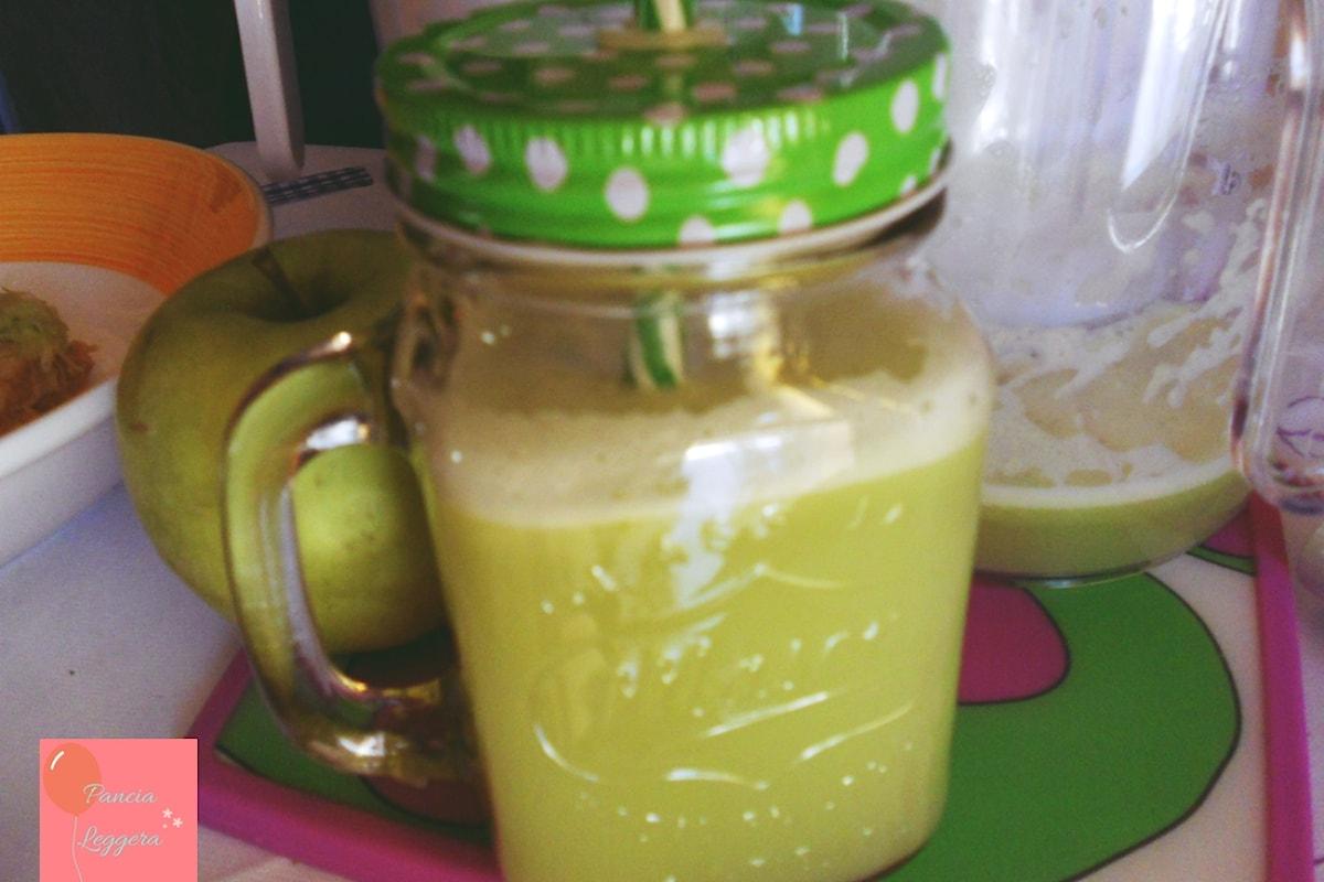 La ricetta semplice di un succo vivo per drenare, perdere peso, disintossicarsi e migliorare la digestione