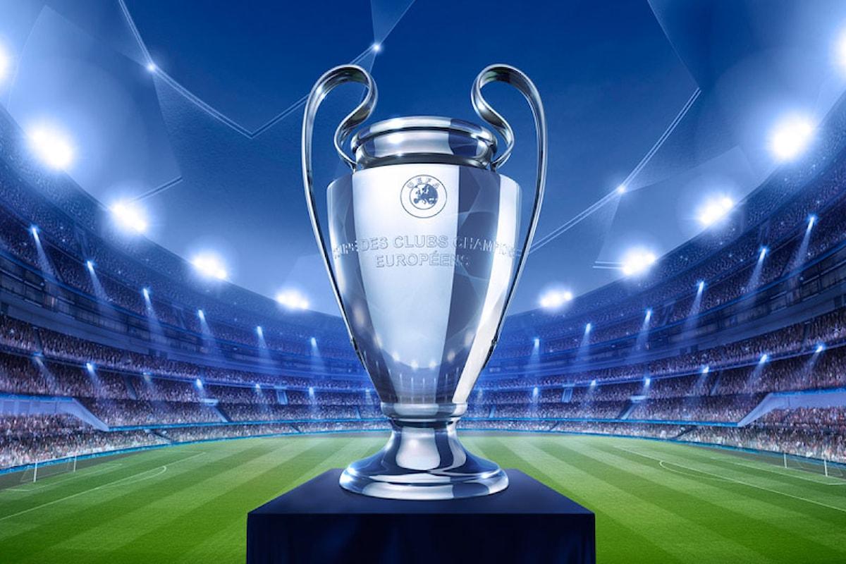 Come sono stati distribuiti ai club i premi Champions League 2016/2017